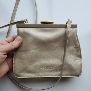 Vintage Liz Claiborne Leather Mini Crossbody